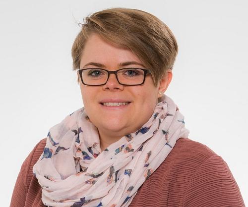 Portrait Laura Schiebel