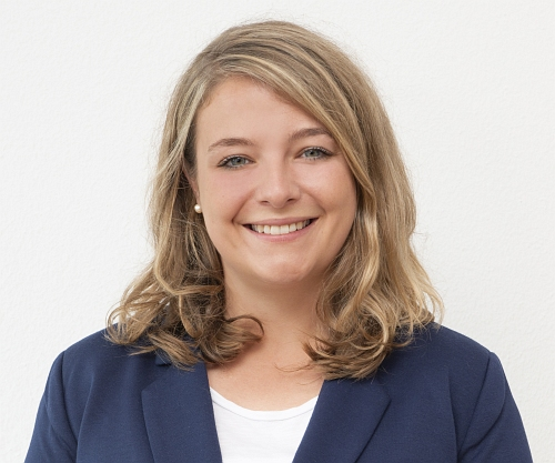 Portrait Sarah Kasseckert